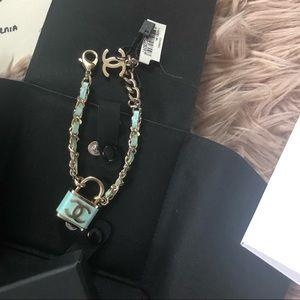 Chanel Lock bracelet